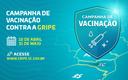 Começa nesta quarta-feira, 10 de abril de 2019, a campanha nacional de vacinação contra a gripe